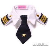 X-Small Pilot Shirt for Cats and Dogs