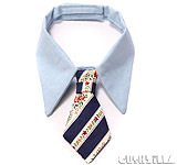 Necktie for Dog / Necktie for Cat - in LIGHT BLUE