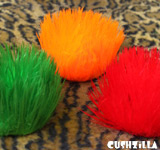 Orange Spiky Punk Wig for Cats / Punk Wig for Dogs